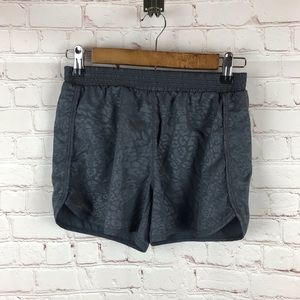 Old Navy Active Grey Leopard Print Athletic Shorts